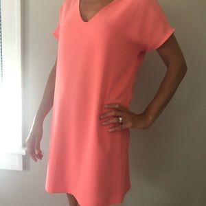Silk Sherbet loose fitting dress Size small